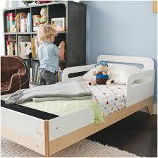 bedroom kidkraft modern toddler bed 86921 linea by leander cot bedroom