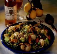 comment cuisiner des pois gourmands recette chignons pois gourmands et brocolis à la grecque