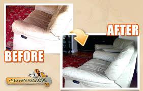 Dye For Leather Sofa Dyeing Leather Furniture Diy Repair Cat Scratch Sofa Dye Faux