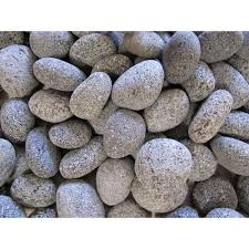 Pebbles And Rocks Garden Margo Garden Products 20 Lb Black Lava Pebbles Dfblp2 20 The