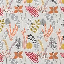 scandi fabric boho fabric grey fabric per metre
