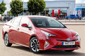 red toyota used toyota prius red for sale motors co uk