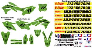ama motocross logo s4mx u2013 kawasaki four o series