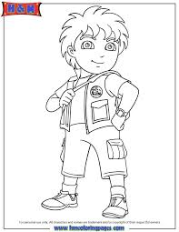 12 Best Go Diego Go Coloring Pages Images On Pinterest Go Diego Go Diego Go Coloring Pages