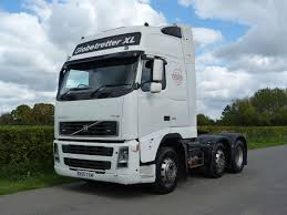 volvo tr volvo fh 12 460 6 x 2 xl globetrotter tractor