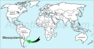 Blank South America Map Atlantis The Land Beyond The Pillars