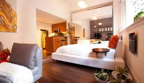 Studio Bedroom Apartments The Main Differences Between An Efficiency And A Studio Apartment