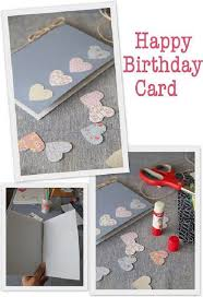 pretty and personalized fabulous homemade birthday card ideas