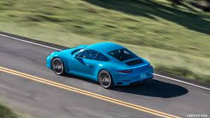 miami blue porsche 2017 porsche 911 carrera s color miami blue us spec top hd