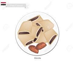 irakische k che irakische küche kleicha oder traditionelle irakische cookies