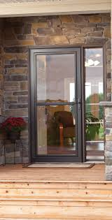 Exterior Doors Unlike Other Exterior Doors The Larson Lakeview Screen Away Is A
