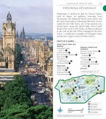 Edinburgh Map Eyewitness Travel Edinburgh Dk Eyewitness Travel Guide Dk