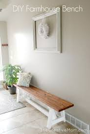 Ana White Farmhouse Bench Beach Bench Do It Yourself Home Projects From Ana White Entry