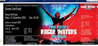 vasco bologna biglietti prezzi dei biglietti per roger waters in italia nel 2018