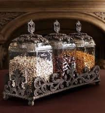 silver kitchen canisters gracious goods kitchen canisters distinctive decor com