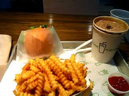 shake shack thanksgiving hours resturant fast food review shake shack ginger spices