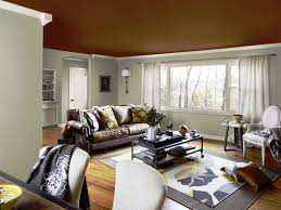 warm color scheme in living room most popular home design