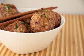 cranberry turkey meatballs healthful pursuit