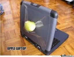 Meme Laptop - apple laptop by mannyfresh22 meme center
