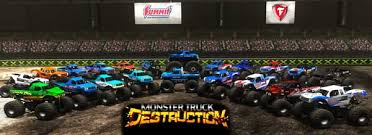 monster truck video for video games bigfoot online store