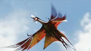 attacking leonopteryx from avatar desktop wallpaper
