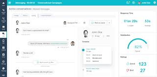 Conversational Text Messaging Solutions - leverage 2 way sms facebook messaging for customer acqui