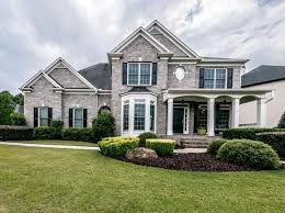 houses with wrap around porches wrap around porch woodstock estate woodstock ga homes for