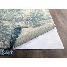 Stop Area Rug From Sliding On Carpet Safavieh Carpet To Carpet Grid Rug Pad Walmart