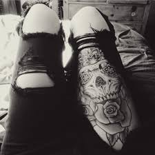 99 attractive u0026 leg tattoo designs for girls