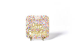 coton colors happy everything plate toss happy everything mini platter coton colors