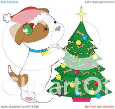 dog ornaments for christmas tree christmas lights decoration