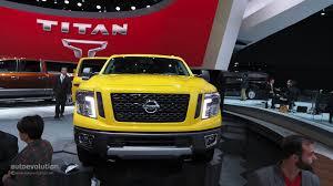 datsun nissan truck gasoline powered 2016 nissan titan pickup trucks coming next year