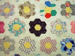 formal landscape grandmother u0027s flower garden quilt design