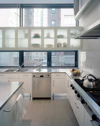 modern kitchens nyc new york townhouse modern kitchen modern apartments pinterest