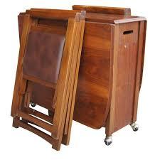Small Wood Folding Table Stunning Folding Dining Table And Chairs Set Wooden Folding Dining