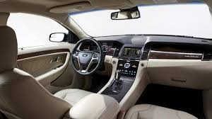 2013 ford taurus limited review notes big american sedan comfort