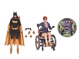 halloween busts dc collectibles christmas joker busts statues batgirl and more