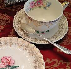 mismatched plates wedding vintage rentals for tea party bridal shower vintage rentals in pa