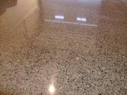 Cork Flooring Colours Interior Design Cream Polished Concrete Floor With Black Gravel