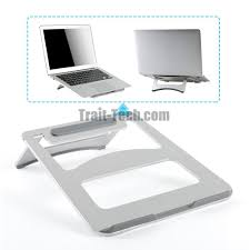 Laptop Stands For Desk by Aluminum Laptop Stand Ergonomic Comfortable Notebook Stand
