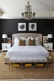 White Upholstered Bedroom Bench Bench Uncommon Gratifying Black And White Striped Upholstered