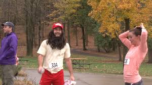 forrest gump costume costumes competition at 22nd annual run ncc news