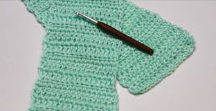 simple pattern crochet scarf beginner s crochet scarf allfreecrochet com