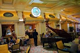 Bellagio Front Desk by Petrossian At The Bellagio Las Vegas Travel To Eat