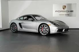 graphite blue 718 boxster s rennlist porsche discussion forums dealer inventory great deals on remaining 2017 718 cayman and 718