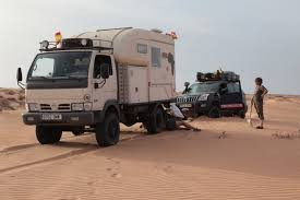 mitsubishi fuso 4x4 expedition vehicle pere maimi modifications to 4x4 awd trucks and campers youtube
