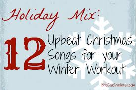 12 upbeat songs for your winter workout absolute health