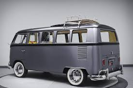 new volkswagen bus back to the future 1967 volkswagen bus uncrate