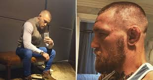 conor mcgregor hair conor mcgregor sports new haircut ahead of ufc 197 showdown with