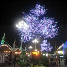 7 0meter 9360leds artificial trees with outside tree